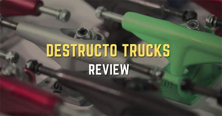 Destructo Trucks Review – An Detail Outlook