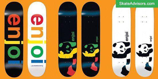 enjoi skateboard brands