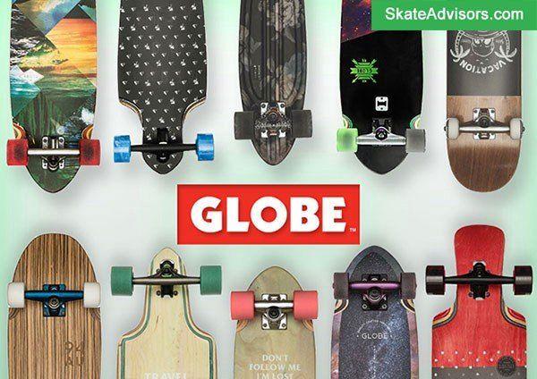 globe skateboards brands