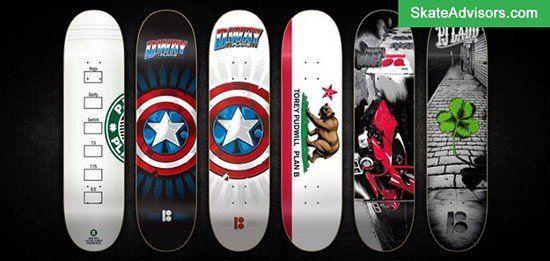 planb skateboard brands
