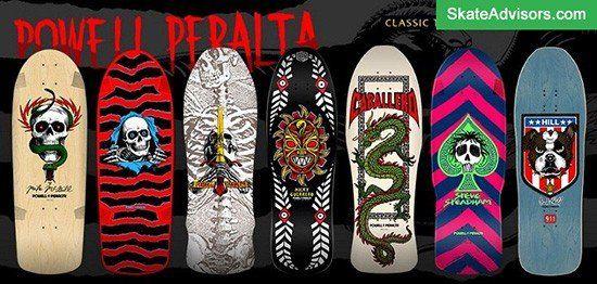 powell skateboard brands