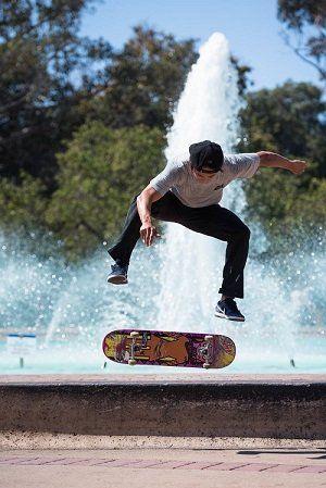 The hindrance of skateboarding
