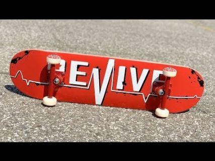revive skateboard reviews