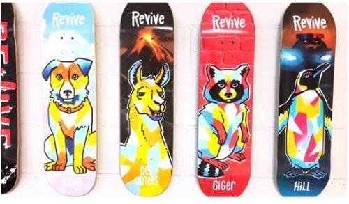 revive skateboards review