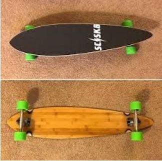 scsk8 skateboard review