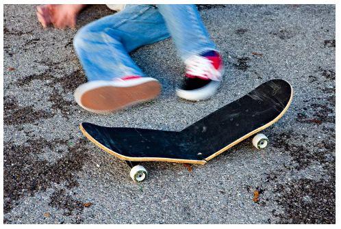 how long does a skateboard last