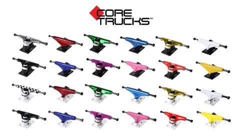 core skateboard trucks review