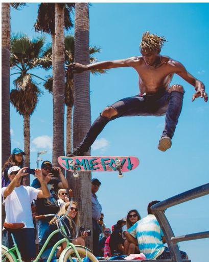 how dangerous is skateboarding 1