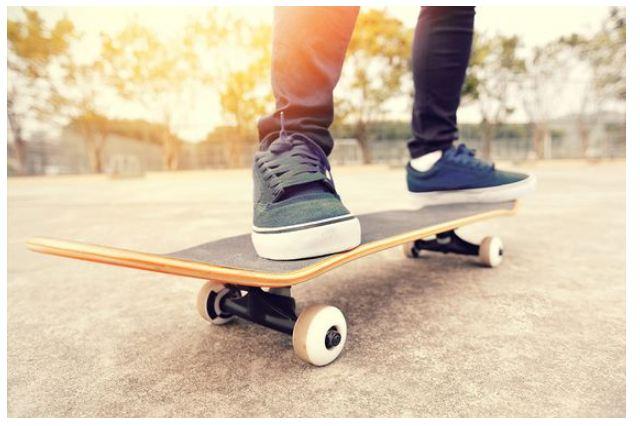 how dangerous is skateboarding 6