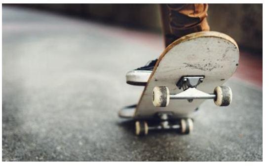 is it hard to learn skateboarding