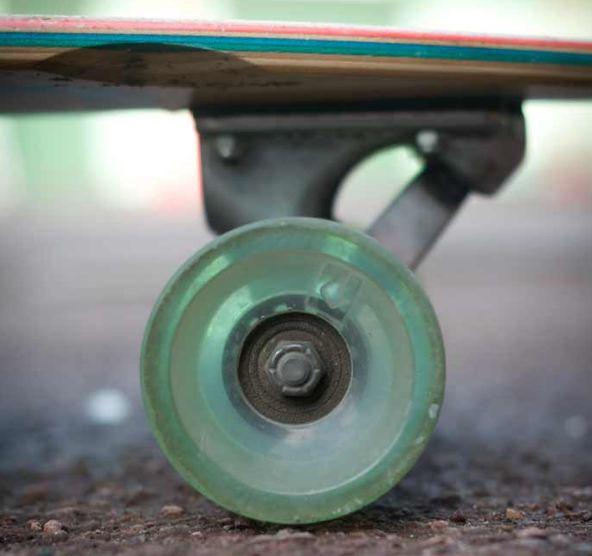 how to fix skateboard bearings
