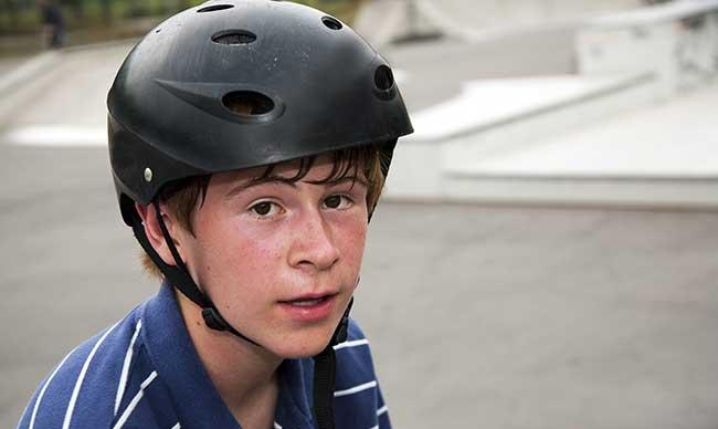 best kids skate helmet