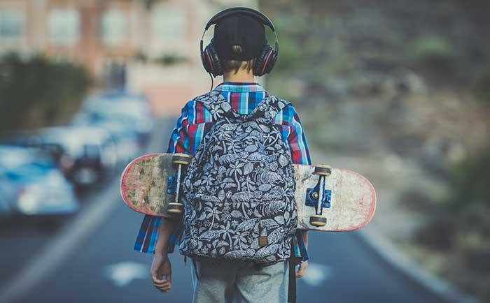 best skate backpack