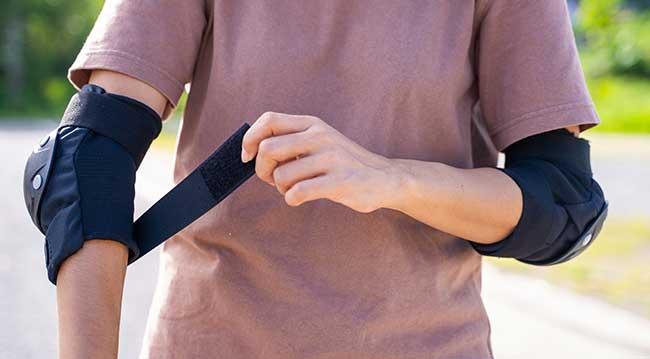 best skateboard elbow pads