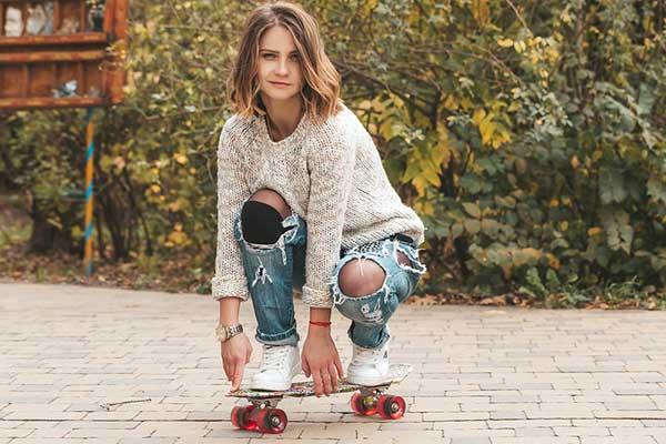 best skateboard for girl beginner