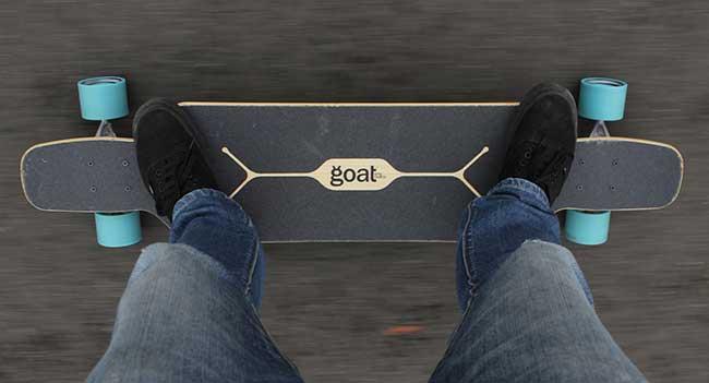 good sliding longboards