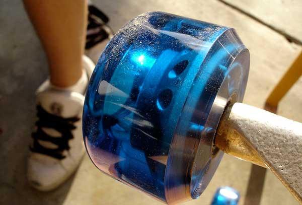 how long do skate wheels last
