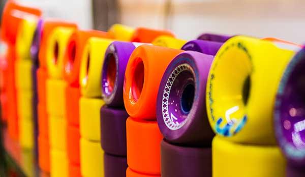 how long do skateboard wheels last