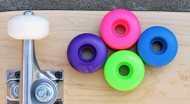 how much do skateboard wheels cost