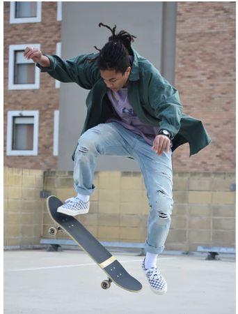 is a longboard a skateboard 5
