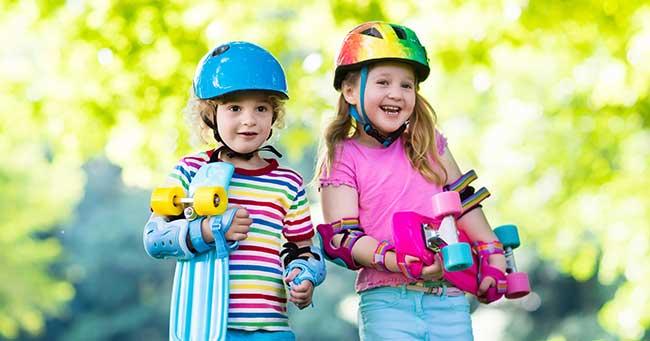 kids skateboard helmet