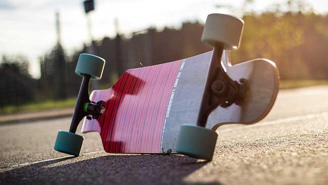 longboards drop down