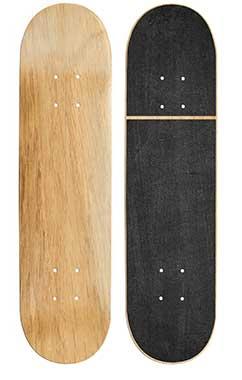 moose skateboard deck review