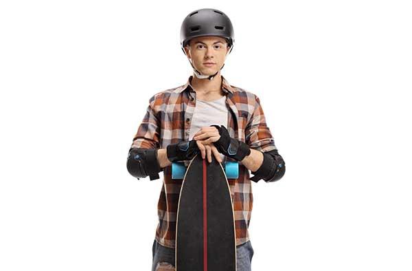 skateboard for heavy rider