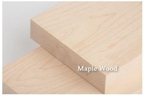 best wood for longboards