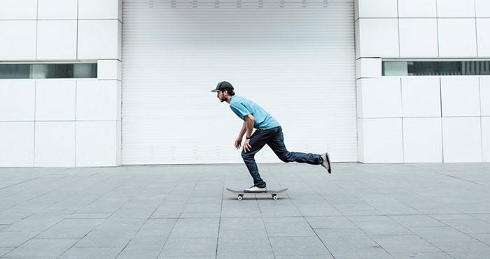 how do you turn a skateboard