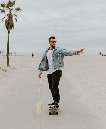 how to do kick turn skateboard