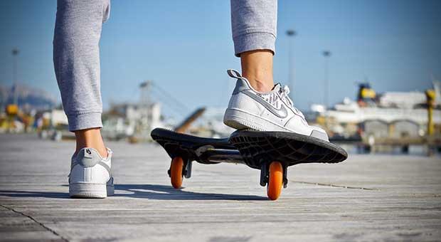 skateboarding stance
