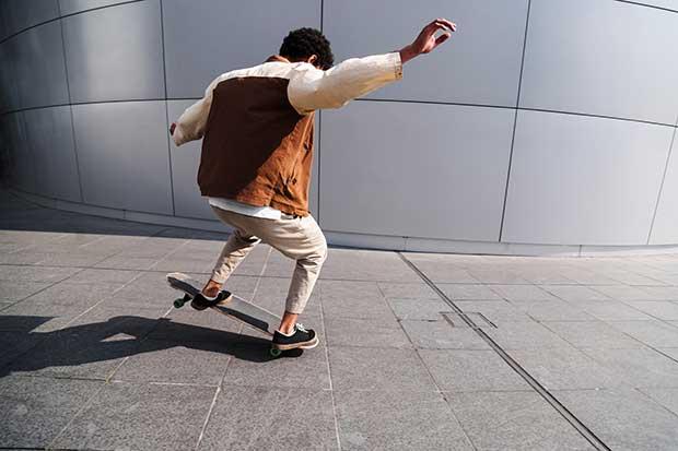 easy skate tricks for beginners