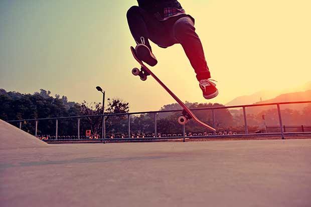 easy skateboard tricks for beginners
