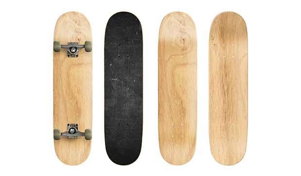 high trucks or low on skateboard