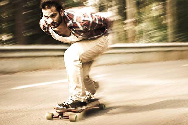 high trucks vs low trucks skateboard