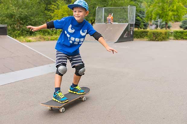 is skateboarding a dangerous sport