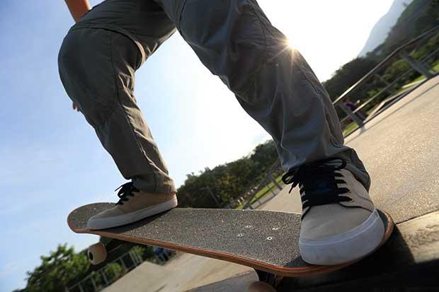 is skateboarding good cardio