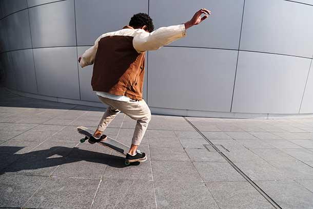 is skateboarding a workout