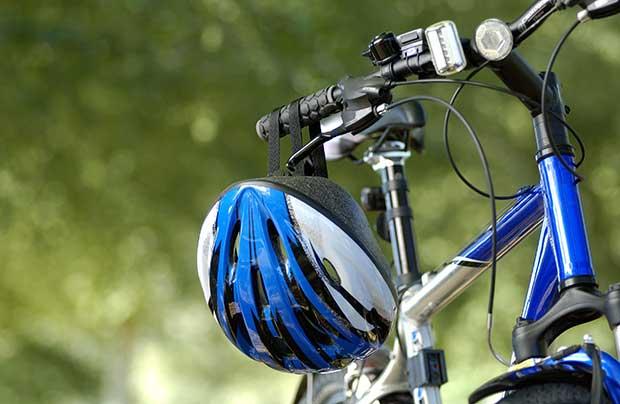 skateboard helmet or bike helmet