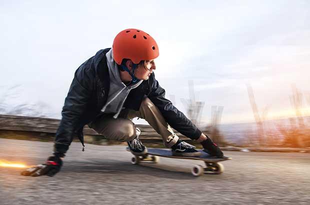 skateboard helmet vs bike helmet