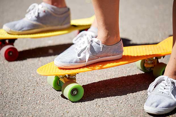 skateboard soft wheels vs hard