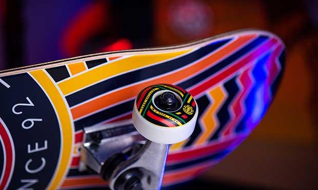 kinds of skateboards