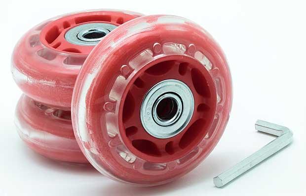what mm skateboard wheels should i get