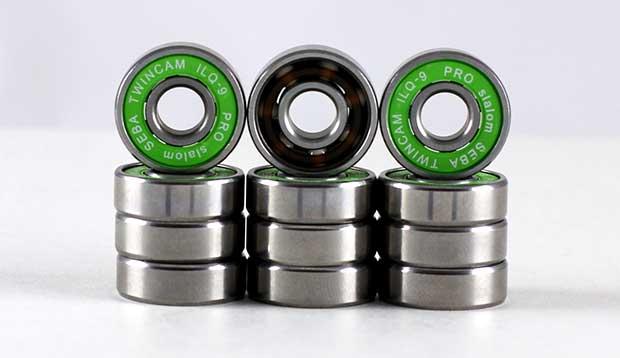 what size bearings for skateboard