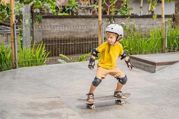 best age to start skateboarding