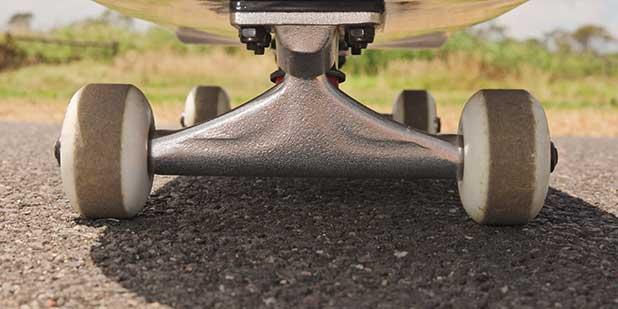 best beginner trucks skateboard