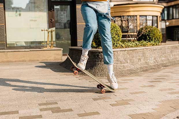 how do you become a skater girl
