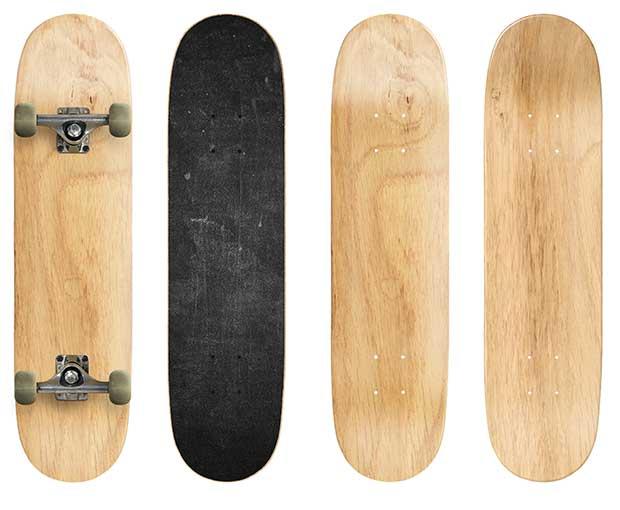 penny board compared to skateboard