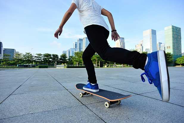 how fast can a skateboard go